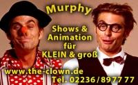 Clown Murphy aus NRW