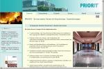 PRIORIT AG, Brandschutz und Sicherheit