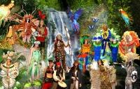 Exklusive Walk-Acts, Phantasiewesen und vieles meh