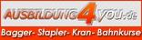 Kranausbildung Baggerausbildung in Leipzig