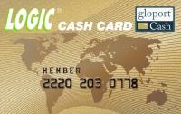 logic cash card