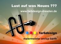 farbdesign, Barth, Dresden, Malerfirma