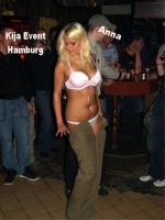 Partystriptease,Kija Event,Hamburg