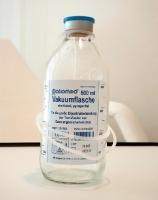 Vakuumflasche zum Aderlass Potsdam - Berlin