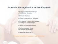 Mobile Massage Homburg Saarland Saarpfalz-Kreis