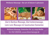 Wellness Massage,  Berlin