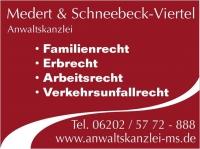 Beatrice Medert - Fachanwältin für Familienrecht