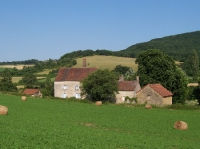 großes Gruppenhaus Burgund (Taizé) Frankreich für