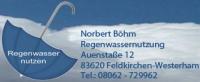 Regenwassernutzung Norbert Böhm, Feldkirchen-Weste