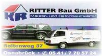 Bausanierung,RITTER Bau GmbH,in Osnabrück