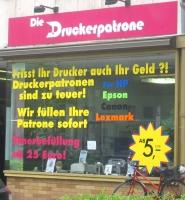 DIE DRUCKERPATRONE - Tinten&Toner-Nachfüllservice München