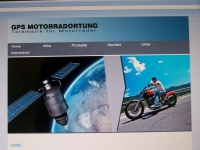 GPS Motorrad Ortung