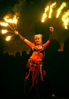 Feuershow Bauchtanz Mittelalter