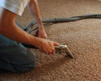Reinigungsservice, Teppichbodenreinigung
