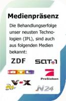 Dauerhafte Haarentfernung IPL Berlin mit Top IPL
