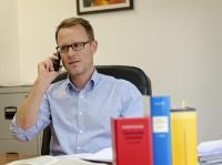 Anwalt für Verkehrsrecht in Würzburg