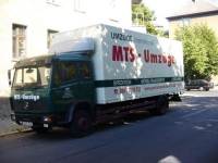 Umzugsfirma MTS - Umzüge Berlin
