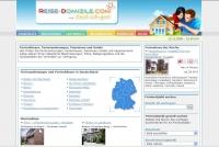 A-Z Reisedomizile - Deutschland und Europa