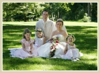 Hochzeit-Traumfotos