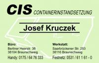 Braunschweig, Container, C.I.S.,Containerdienst,