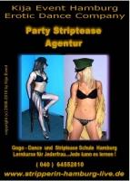 Strip Stripperin Kija Event Hamburg