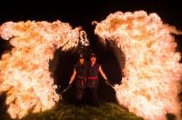 Feuershow, Art&Flame, Reutlingen