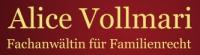 Familienrecht in Mainz und Wiesbaden, Alice Vollmari