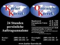 Kurierdienst München