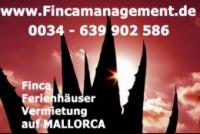 Finca Ferienhaus Vermietung Mallorca