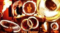 FIRE TWISTER Feuerspucker Feuershows Feuerkünstler