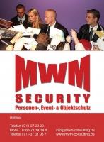 MWM Sicherheitsdienst Security Esslingen Stuttgart