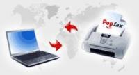 PopFax.com – Internet Fax