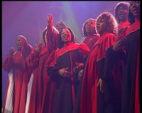 Gospel Music - Randall Taylor and The Revelation G