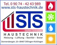 STS Haustechnik – Experte für Heizung, Lüftung, Sa
