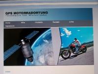 Bild GPS Motorrad Ortung