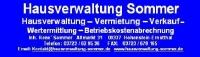 Bild Hausverwaltung Sommer, Hohenstein-