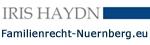 Bild Familienrecht Nürnberg, Rechtsanwältin Iris Haydn